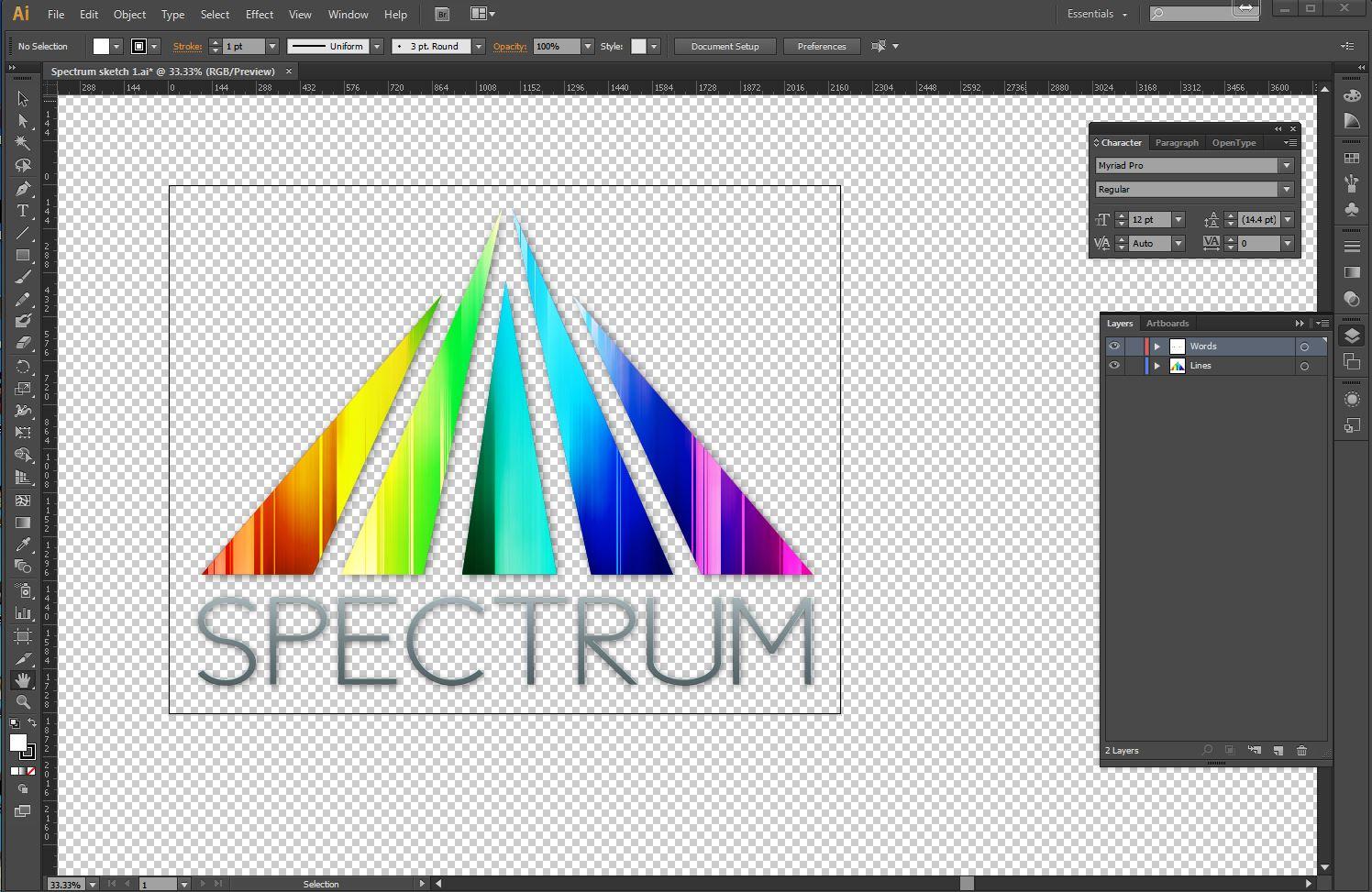 Spectrum Graphic Design